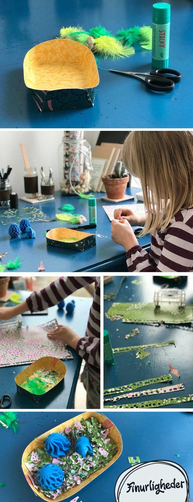 Sæt gang i børnenes kreativitet